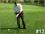 Poor Chipping Motion