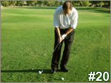 Chipping Backswing Too Short