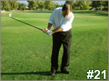Chipping Backswing Too Long