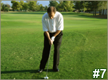 Hands In Front Of Clubhead