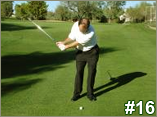 Pitching Backswing
