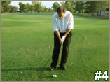 Chipping Ball Impact