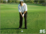 Ball Is Centered Along With Hands